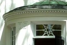 Architectural details / #architectural #elements #staircases #moldings #roof #widows #architects / by Joy Siegel