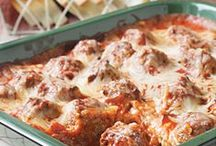 Main Dishes & Casseroles / by Heather Lackey
