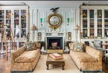 Making it HOME / #Fabulous rooms, #inspirational #design #details, not your average space.  #Interior design / by Joy Siegel