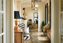 Great Hallways / Hallways are rooms too! / by Joy Siegel
