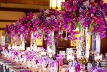 Fabulous Florals / Amazingly beautiful floral arrangements.  Many more bouquet designs under my Wedding Bouquets board. / by Kelly Lemmons