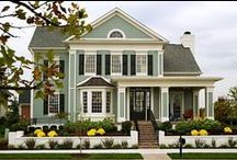 Curb Appeal / This #home invites you in from the #street.  It says buy me if you can! / by Joy Siegel