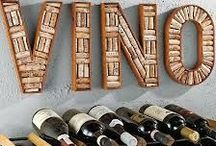 Recycle Wine Bottles and Corks! / by ClosLaChance