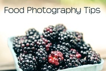 Food Photography / Don't you love taking pictures of food? We do. That's why we created a fun photography tutorial with 7 tips for taking better food photographs. Here's the tutorial: http://bit.ly/TCVYvY / by Picaboo