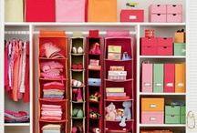 Closet Solutions -Organize It / by Christina Maguadog