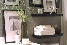 Bathroom Solutions -Organize It / by Christina Maguadog