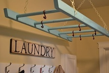 Laundry Room -Organize It / by Christina Maguadog