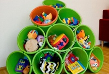 Kids Rooms -Organize It / by Christina Maguadog