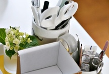 Home Office Solutions -Organize It / by Christina Maguadog