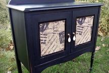 DIY- furniture  / by Rachelle Graham
