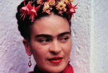 Frida / by Kerry Henderson