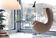 Living room - Design Classics