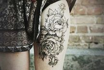 Tat Tat Tatted up! / by Izy Arnold