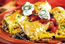 Mexican Food / Mexican and Tex-Mex Recipes / by Heather Lackey