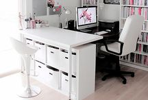 INTERIORS | Home office / Home office inspiration