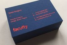 Faculty Creative / Our work