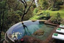 * living space / living room, floor plan, studies, entrance, personal space, hot tub, pool, etc etc...
