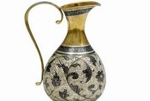 Handmade silverware Kubachi. / Handmade silverware, gifts and souvenirs from Kubachi.