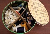 Sewing Room Ideas / by Andrea Onishi