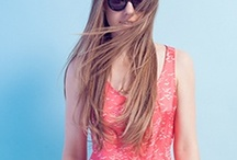 COME FLY AWAY WITH ME / Carefree summer fashion.