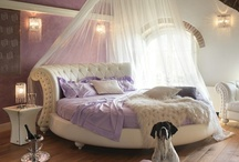 BEDROOMS & IDEAS / This Board is dedicated to Gorgeous Bedrooms, with decorating and clever storage ideas.
