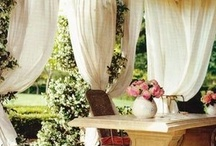 DINING: INDOOR & OUTDOOR / This Board is dedicated to Indoor and Outdoor Dining Spaces, with decorating and storage ideas.
