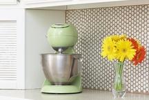 Kitchen Backsplash Ideas / by Chantelle Thompson