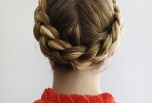 hair stylings.