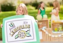 Lemonade Stand Goodies / by Chantelle Thompson