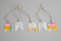 DIY cards, tags &invites / by Andrea Onishi
