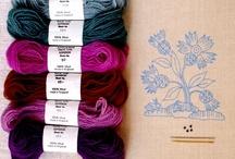 Embroidery kits / by Andrea Onishi