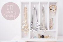 Jewellery Storage/Display