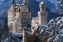 Castles & Magic / This Board is dedicated to my great love for Castles!