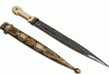 Silver daggers Kubachi