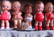 vintage toys / by Stephanie Paulk