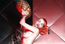 Miss Cool Cat / Burlesque performer based in Prague*member of Prague Burlesque