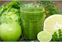 FOOD: Healthy Beverages / This Board is dedicated to finding and providing as many Healthy, Organic & All-Natural Recipes, Resources, Tips & Tricks for Smoothies, Juicing, Teas, Kombucha's and more!