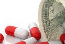 HEALTH: Conventional Medicine+Diagnosis+Drugs