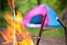 Camping / Creative Camping Hacks, Ideas, and recipes / by Daniel Hunsucker