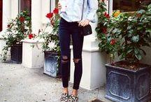 spring/summer 2015 style stuff