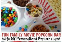 Family Date Night Activities! / Any activity that will be perfect for both parent and children to bond with each other!