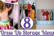 Let's Play Dress Up! / Any activity or #toys that will give #kids more ideas on playing #dress-up!