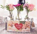 ♛ Geschenke für Mama ♥  pssst .... auch für deine Muttertagsgeschenke / Geschenkideen für deine Mutter - selbst gestalten und basteln