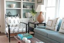 Home Dec Inspiration / Ideas for our new home! / by Emily LeBaron