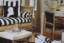 """For the Home, otherwise known as """"I Like Black and White Things"""""""