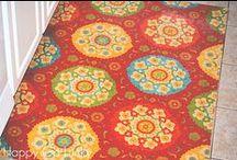 Floor and Rug Ideas....