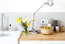 Kitchen love / by Claire Hall (kawaiigirl79)