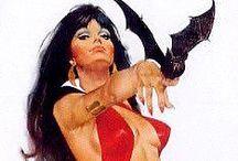 Superheroes / fantasy, cartoon characters and the like / by Karen Wrai Karn