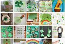 Shamrocks, Rainbows, & the Luck 'o the Irish