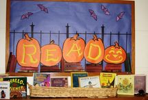 Library Displays  / Take the library to another level with some awesome library displays.